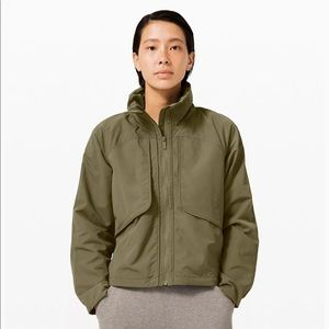 NWT lululemon Always Effortless Jacket
